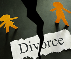 Divorce international